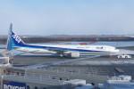 KKiSMさんが、新千歳空港で撮影した全日空 777-381の航空フォト(写真)