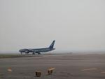 ナナオさんが、羽田空港で撮影した全日空 777-381の航空フォト(写真)