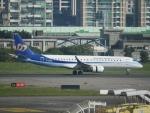 kentaro0918さんが、台北松山空港で撮影したマンダリン航空 ERJ-190-100 IGW (ERJ-190AR)の航空フォト(写真)
