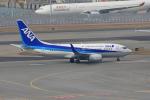 tsubameさんが、香港国際空港で撮影した全日空 737-781の航空フォト(写真)