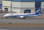 tsubameさんが、香港国際空港で撮影した全日空 787-9の航空フォト(写真)