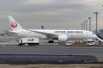 akinarin1989さんが、羽田空港で撮影した日本航空 787-8 Dreamlinerの航空フォト(写真)
