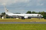ちゃぽんさんが、フェアフォード空軍基地で撮影したアメリカ海軍 P-8A (737-8FV)の航空フォト(写真)