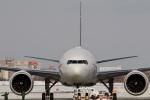 GRX135さんが、千歳基地で撮影した航空自衛隊 777-3SB/ERの航空フォト(写真)