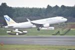 kumagorouさんが、成田国際空港で撮影したバニラエア A320-214の航空フォト(飛行機 写真・画像)