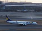 cooperさんが、羽田空港で撮影したスカイマーク 737-8ALの航空フォト(写真)