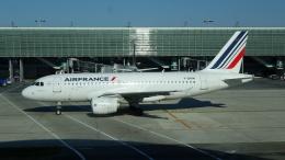 航空フォト:F-GRHM エールフランス航空 A319