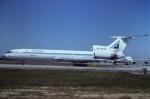 tassさんが、北京首都国際空港で撮影したエア・ボルガ Tu-154Mの航空フォト(写真)