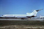 tassさんが、北京首都国際空港で撮影したバイカル・エアラインズ Tu-154Mの航空フォト(写真)