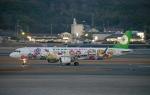JA8589さんが、福岡空港で撮影したエバー航空 A321-211の航空フォト(写真)