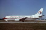tassさんが、北京首都国際空港で撮影した中国東方航空 737-39Pの航空フォト(写真)