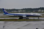 ちかぼーさんが、成田国際空港で撮影した全日空 777-381/ERの航空フォト(写真)