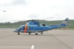 500さんが、福島空港で撮影した福島県警察 A109E Powerの航空フォト(写真)