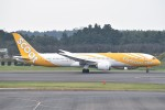 kumagorouさんが、成田国際空港で撮影したスクート 787-9の航空フォト(写真)