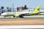 kan787allさんが、福岡空港で撮影したジンエアー 777-2B5/ERの航空フォト(写真)