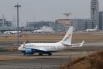 ハム太郎。さんが、羽田空港で撮影したバハマスエア 737-790の航空フォト(写真)