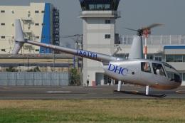 航空フォト:JA017H ディーエイチシー R44