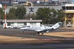khideさんが、宮崎空港で撮影したエアードルフィン 525A Citation CJ2の航空フォト(写真)