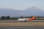 pringlesさんが、鹿児島空港で撮影した香港航空 A320-214の航空フォト(写真)