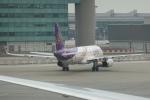 pringlesさんが、香港国際空港で撮影したタイ・スマイル A320-232の航空フォト(写真)