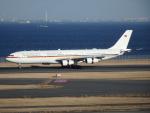 K.Yosshiさんが、羽田空港で撮影したドイツ空軍 A340-313Xの航空フォト(写真)
