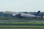 ★azusa★さんが、スカルノハッタ国際空港で撮影したサウディア 777-368/ERの航空フォト(写真)