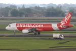 ★azusa★さんが、スカルノハッタ国際空港で撮影したエアアジア・インドネシア A320-216の航空フォト(写真)