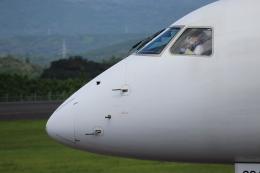 EosR2さんが、鹿児島空港で撮影したジェイエア ERJ-170-100 (ERJ-170STD)の航空フォト(飛行機 写真・画像)