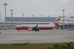 kuro2059さんが、関西国際空港で撮影した雲南祥鵬航空 737-84Pの航空フォト(写真)