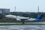★azusa★さんが、スカルノハッタ国際空港で撮影したガルーダ・インドネシア航空 A330-243の航空フォト(写真)