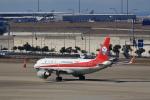T.Sazenさんが、関西国際空港で撮影した四川航空 A320-214の航空フォト(飛行機 写真・画像)