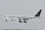 mike48さんが、新千歳空港で撮影したアシアナ航空 777-28E/ERの航空フォト(写真)