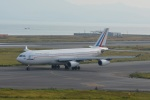 NRT16-34さんが、関西国際空港で撮影したフランス空軍 A340-212の航空フォト(写真)