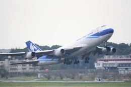 kumagorouさんが、成田国際空港で撮影した日本貨物航空 747-4KZF/SCDの航空フォト(写真)