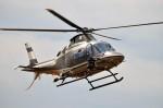 ヘリオスさんが、東京ヘリポートで撮影した警視庁 A109S Trekkerの航空フォト(写真)