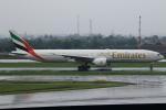 ★azusa★さんが、スカルノハッタ国際空港で撮影したエミレーツ航空 777-31H/ERの航空フォト(写真)