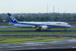 ★azusa★さんが、スカルノハッタ国際空港で撮影した全日空 787-9の航空フォト(写真)