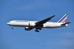 こじゆきさんが、スワンナプーム国際空港で撮影したエールフランス航空 777-228/ERの航空フォト(写真)