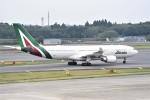 kumagorouさんが、成田国際空港で撮影したアリタリア航空 A330-202の航空フォト(飛行機 写真・画像)