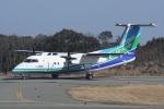 HEATHROWさんが、対馬空港で撮影したオリエンタルエアブリッジ DHC-8-201Q Dash 8の航空フォト(写真)