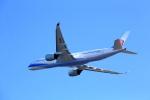 T.Sazenさんが、関西国際空港で撮影したチャイナエアライン A350-941の航空フォト(飛行機 写真・画像)
