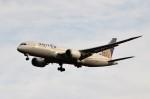 JMBResonaさんが、ワシントン・ダレス国際空港で撮影したユナイテッド航空 787-8 Dreamlinerの航空フォト(写真)