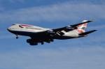 JMBResonaさんが、ワシントン・ダレス国際空港で撮影したブリティッシュ・エアウェイズ 747-436の航空フォト(写真)