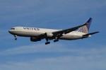 JMBResonaさんが、ワシントン・ダレス国際空港で撮影したユナイテッド航空 767-322/ERの航空フォト(写真)