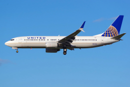PASSENGERさんが、ロサンゼルス国際空港で撮影したユナイテッド航空 737-824の航空フォト(飛行機 写真・画像)