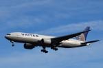 JMBResonaさんが、ワシントン・ダレス国際空港で撮影したユナイテッド航空 777-222/ERの航空フォト(写真)