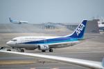 ヤスシさんが、羽田空港で撮影した全日空 737-54Kの航空フォト(写真)