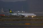 kuro2059さんが、関西国際空港で撮影した春秋航空 A320-214の航空フォト(写真)