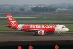 ★azusa★さんが、スカルノハッタ国際空港で撮影したインドネシア・エアアジア・エックス A320-216の航空フォト(写真)