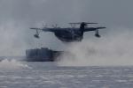 かぷちーのさんが、新明和工業で撮影した海上自衛隊 US-2の航空フォト(写真)